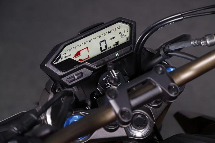 Honda All New CB150R StreetFire masih pakai kunci konvensional