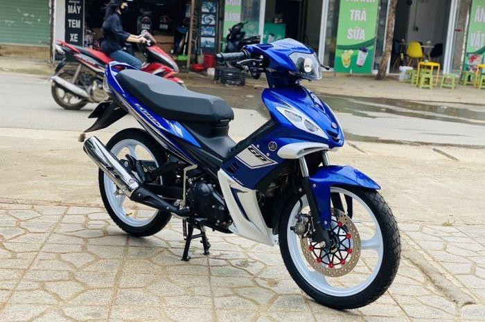 Modifikasi Yamaha Jupiter MX 135