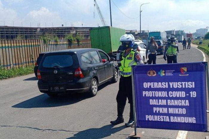 Ilustrasu: Akses menuju Bandung akan ditutup terbatas