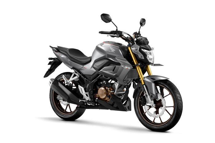 All New Honda CB150R StreetFire 2021 menggunakan gir belakang baru