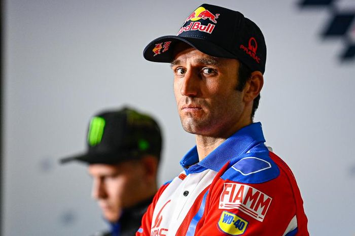 Johann Zarco ngaku pede bisa sabet gelar juara dunia MotoGP 2021.
