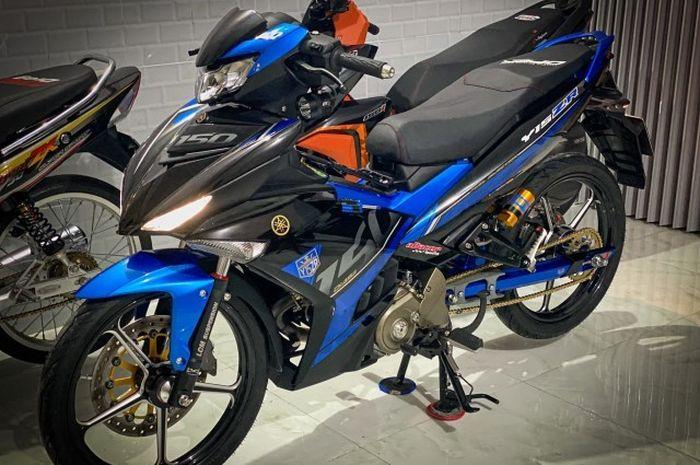 Modifikasi istimewa Yamaha MX King 150