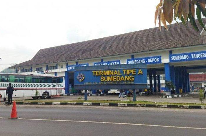 Terminal Ciakar, Sumedang, Jawa Barat