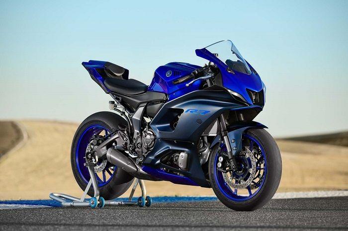 Motor baru Yamaha R7 resmi meluncur