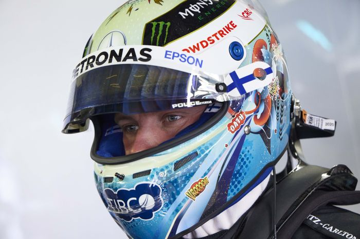 Valtteri Bottas akan balas kekalahan yang ia rasakan di F1 Monako. Max Verstappen jadi incaran utama pembalap Finlandia itu.
