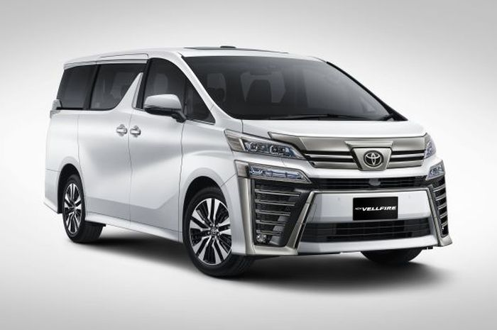 Toyota New Vellfire