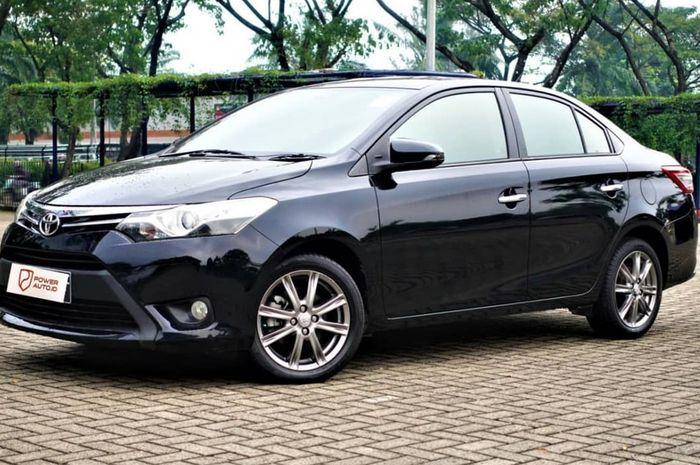 Toyota Vios 1.5 G AT generasi ketiga