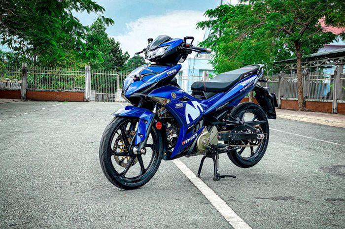 Modifikasi simpel Yamaha MX King 150