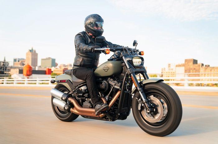 Harley-Davidson Fat Bob™ 114  Model Year 2021