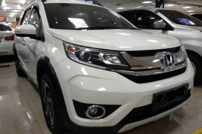 Honda BR-V Bekas