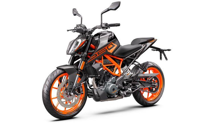 KTM siap luncurkan tiga motor baru di semeseter kedua 2021 yangg akan turun di segmen 200 dan 250 cc, sudah produksi lokal?