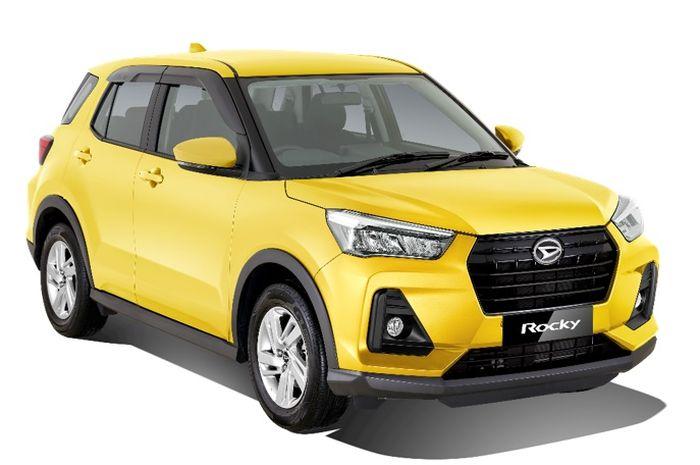 Pertama di Dunia! Daihatsu Rocky 1.2L Hadir di Indonesia