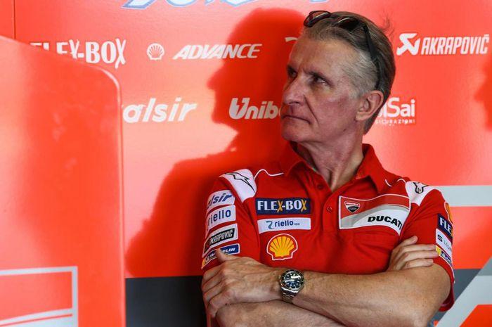 Paolo Ciabatti buka suara soal tim Valentino Rossi di MotoGP 2022