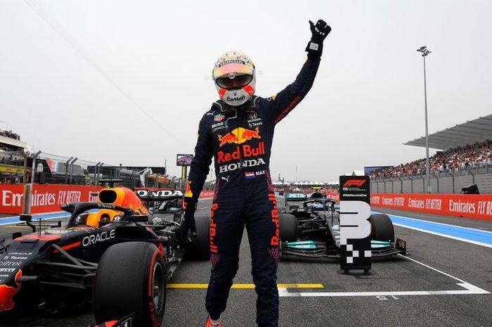 Max Verstappen raih pole position F1 Perancis 2021
