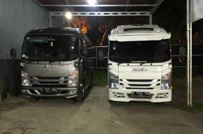Ilustrasi usaha transportasi yang terdampak merenaknya Covid-19 di Jawa Tengah