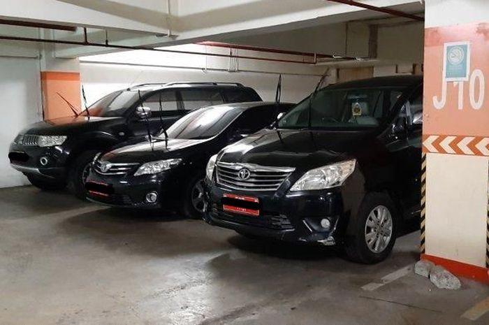 Ilustrasi rencana penerapan tarif parkir hingga Rp 60 ribu per jam di Jakarta