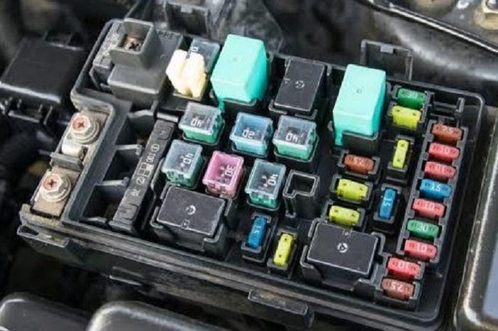 Box sekring  mobil