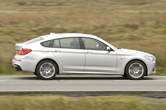 Ilustrasi. BMW 535i Gran Turismo.