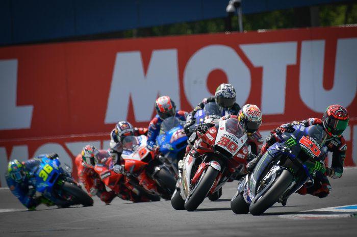 Begini aktivitas Pembalap MotoGP selama libur jeda musim panas 2021, Valentino Rossi tampil di video klip, Joan Mir nikah.