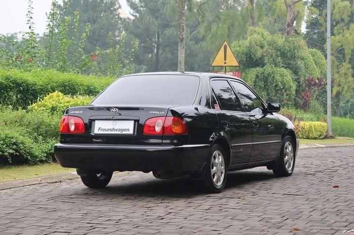 Toyota All New Corolla 1.8 SE.G 1999