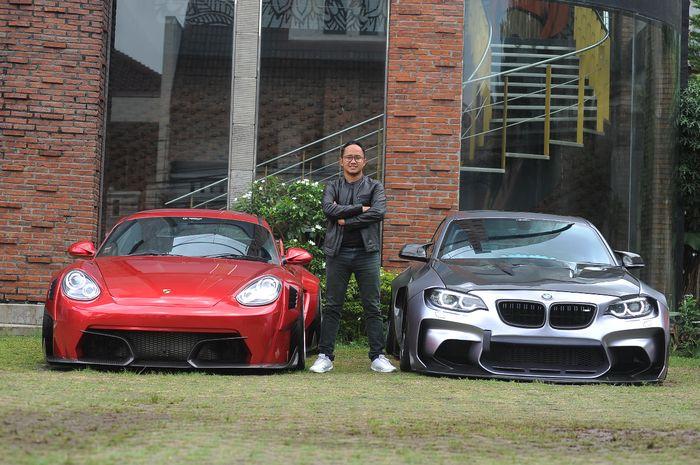 M. Chandra Kurniawan merupakan sosok di balik film Crazy Fast Indonesian 2.