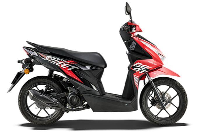 All New Honda BeAT 2021 versi Malaysia