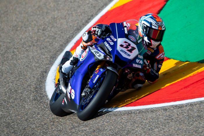Garrett Gerloff tetap di WorldSBK sampai 2022, gak jadi gantikan Valentino Rossi di Petronas Yamaha SRT MotoGP tahun depan.