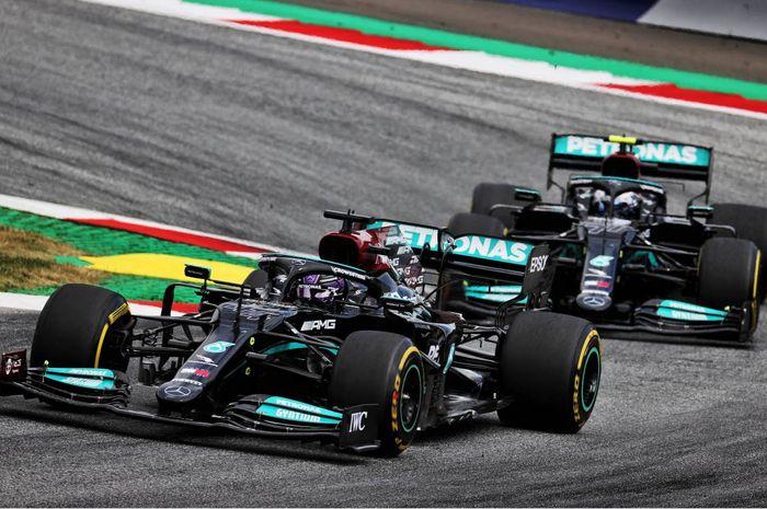 Bos Mercedes akan bantu Valtteri Bottas mendapat tim jika digeser George Russell