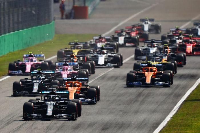 Sirkuit Monza akan menggelar sprint race untuk kedua kalinya musim ini.