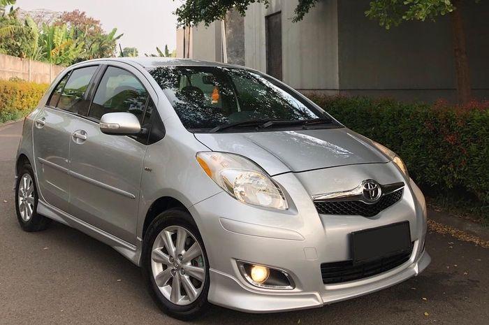 Toyota Yaris S Limited 2009 odometer 38 ribu km
