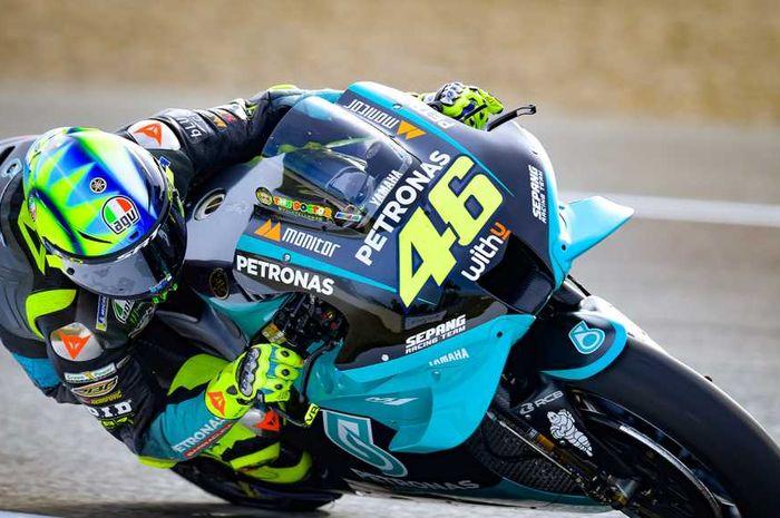 Valentino Rossi masih belum menentukan keputusan soal kelanjutan karirnya
