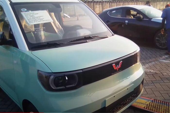 Mobil Wuling seharga motor matic masuk Indonesia
