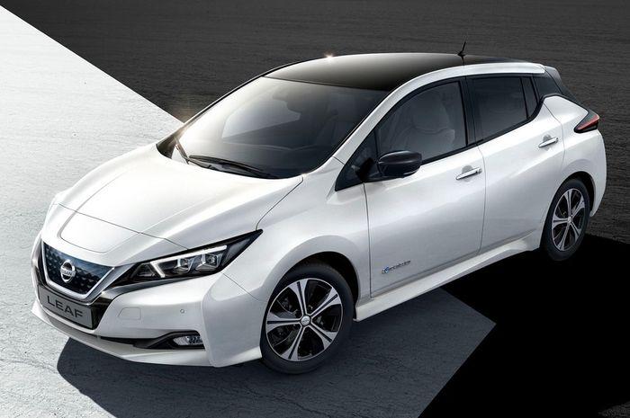 Mobil listrik Nissan Leaf meluncur sebentar lagi, mobil elektrifikasi e-Power baru segera menyusul tahun ?
