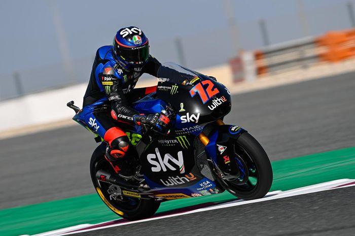 Marco Bezzecchi belum yakin untuk naik ke MotoGP