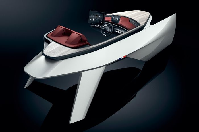 Peugeot Benetau Sea Drive Concept