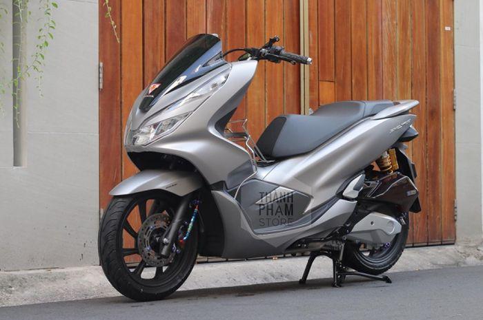 Modifikasi simpel Honda PCX 150