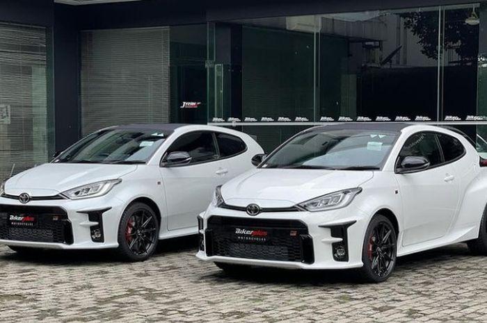 Toyota GR Yaris sudah dijual importir umum dengan harga Rp 1,2 miliar off the road.
