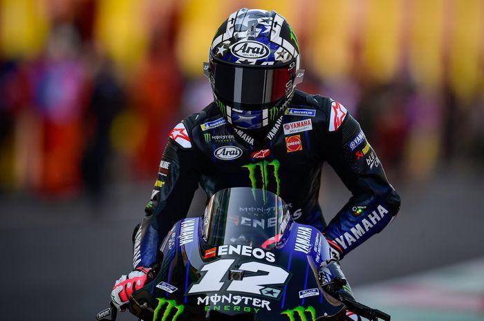 Maverick Vinales absen dari MotoGP Austria 2021, tidak boleh balap oleh Yamaha