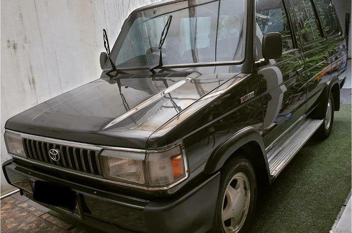 Toyota Kijang Grand Extra 1996 dijual Rp 133 juta