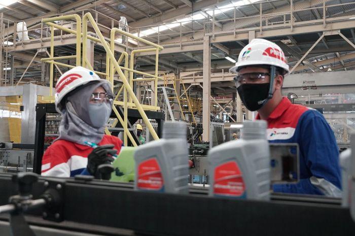 Pelumas Pertamina Fastron dipasarkan di 14 negara di benua Asia, Afrika, dan Australia