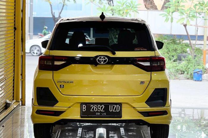 Toyota Raize 1.0T GR CVT TSS Two Tone bekas di Vieta Motor