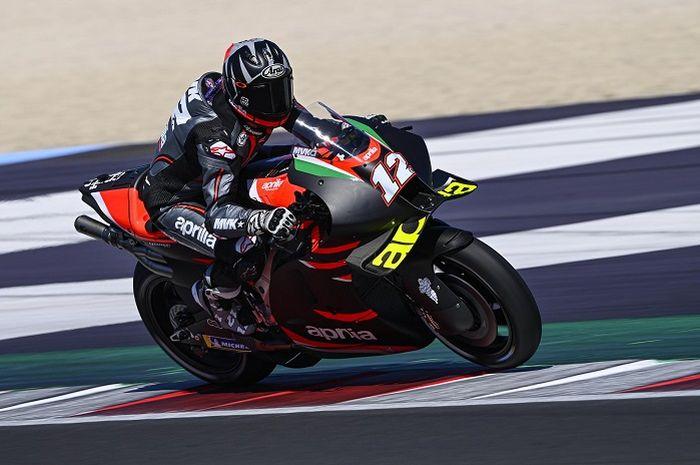 BREAKING NEWS, Maverick Vinales resmi bakal balapan bareng Aprilia di MotoGP 2021, mulai MotoGP Aragon 2021.