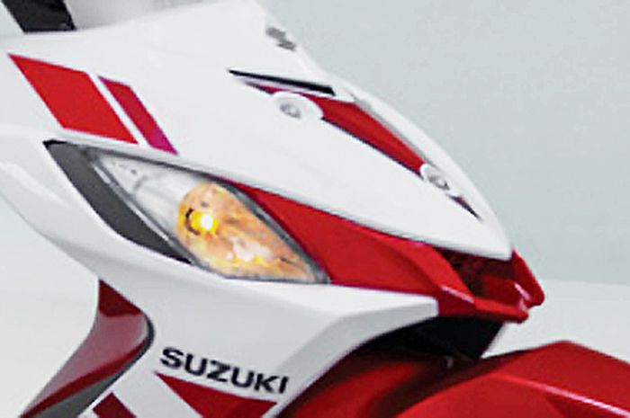 Suzuki Smash 115 FI Thailand