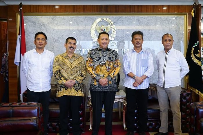 Enggak cuma sirkuit Mandalika di Lombok, Batam juga akan membuat sirkuit bertaraf internasional untuk menggelar MotoGP.