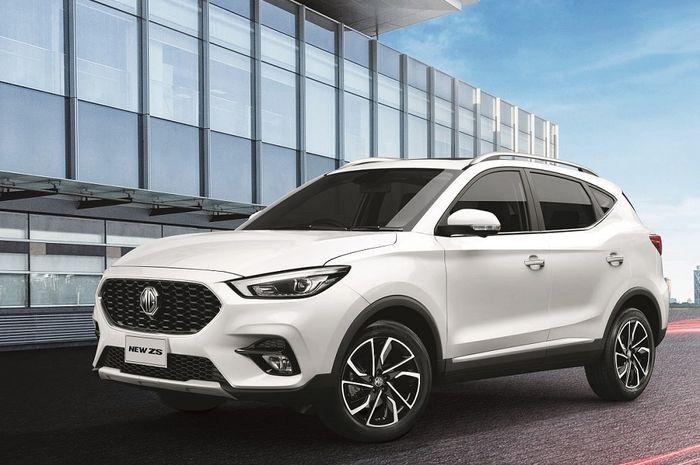 Pabrikan blasteran Inggris-China MG Motor Indonesia resmi meluncurkan mobil baru mereka yaitu New MG ZS, ini dia ragam pilihan tipe dan warnanya.