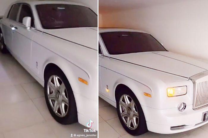 Pajak Rolls-Royce Phantom