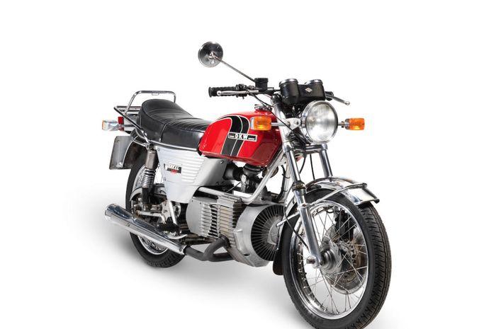 Hercules W2000, motor bermesin wankel produksi massal pertama di dunia