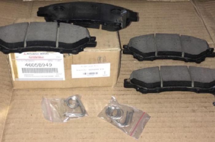 Kampas Rem Depan Mitsubishi Xpander