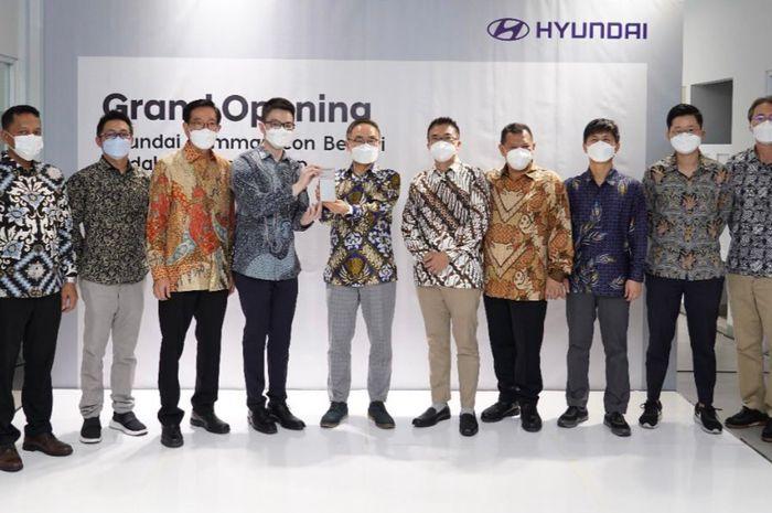Peresmian dealer baru Hyundai Summarecon Bekasi