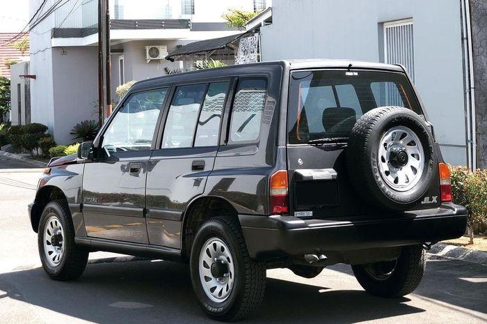 Suzuki vitara SE416 JLX 4x4 tahun 1993